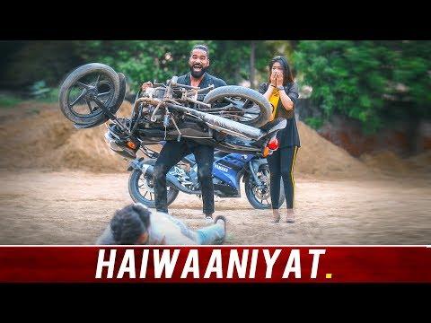 Haiwaaniyat | Sanju Sehrawat | Make A Change | Motivational  Video 2019
