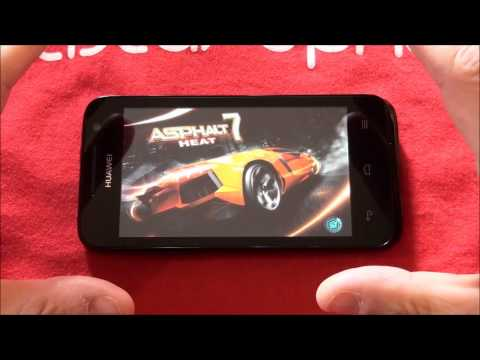 Video Recensione Huawei Ascend G330 da batista70phone