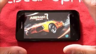 Video Recensione Huawei Ascend G330 da batista70phone