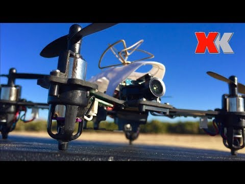 XK X130 - T 130mm 3D / 6G Mode Switch RC Racing Drone