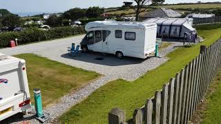 Polmanter touring park ,st ives Cornwall