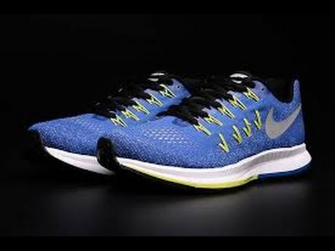 dc20743bb5297 Nike Zoom Pegasus 33 Review (Best Nike Running Shoe 2016) - YouTube