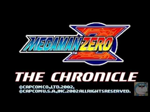 Megaman Zero The Chronicle :|