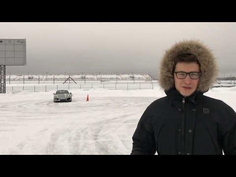 Чему учат в школе вождения Porsche? // АвтоВести Online