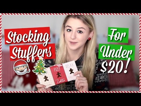 Stocking Stuffer Ideas for Under $20 // 24 Days of Chloe // Chloe Lukasiak