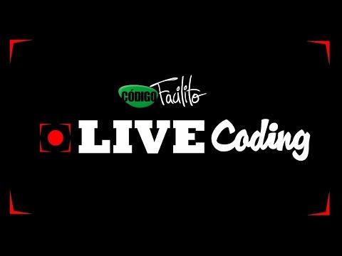 Live Coding con Uriel Hernández
