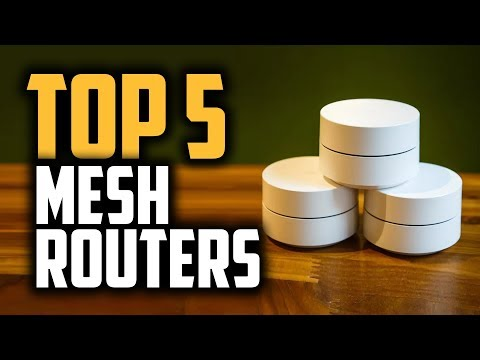 Best Mesh Routers in 2019 - Top 5 WiFi Mesh Systems For A Better Coverage