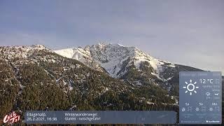 Preview of stream Live - Elbigenalp - Lechtal - Tirol - Austria