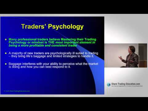 How to trade: Stock & share Traders' Psychology