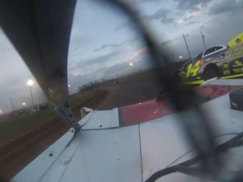 Monett Motor Speedway 4/9/17