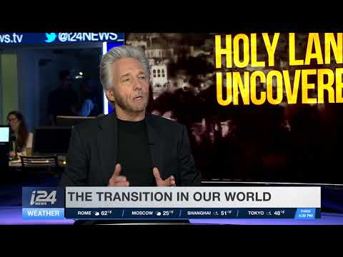 HOLY LAND UNCOVERED: An interview with Gregg Braden