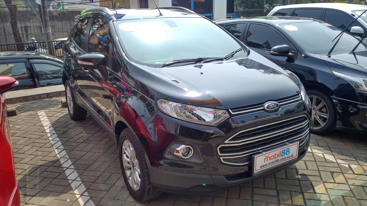 In depth tour ford ecosport titanium at 2015 indonesia