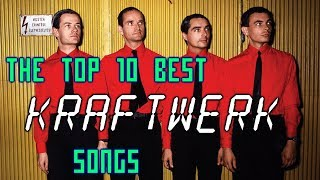The Top 10 Best Kraftwerk Songs