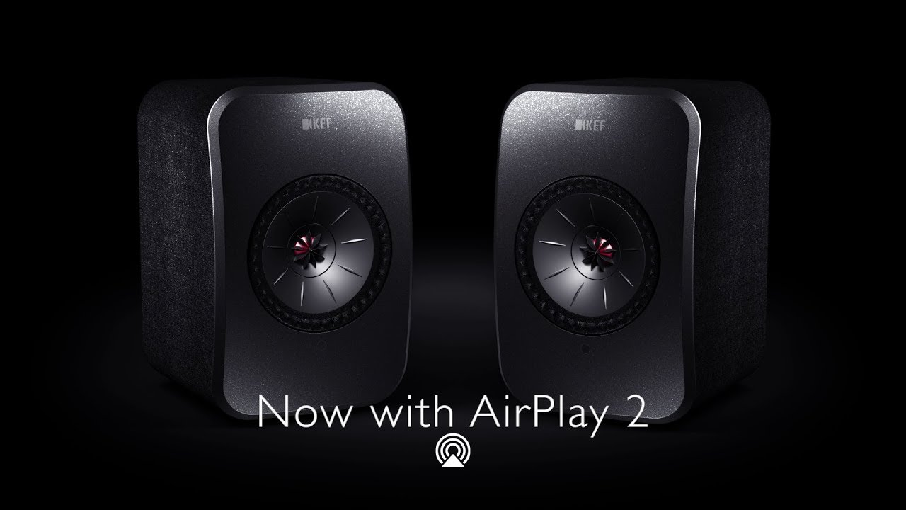 KEF LSX Wireless Music System - Now with AirPlay2