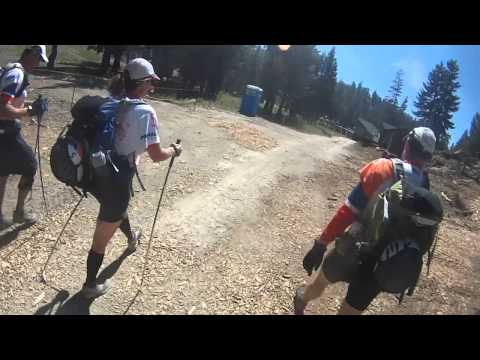 Day 1 Race Start - Team 5 Nor Cal POV - Primal Quest 2015
