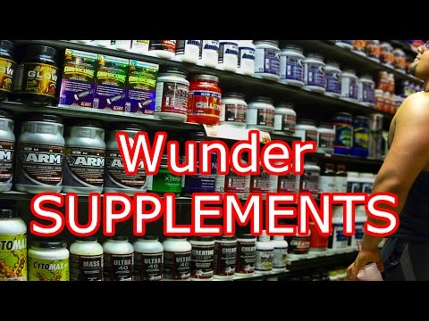 Wunder-Supplements! Scam oder legale STEROIDE? MUSKELAUFBAU!
