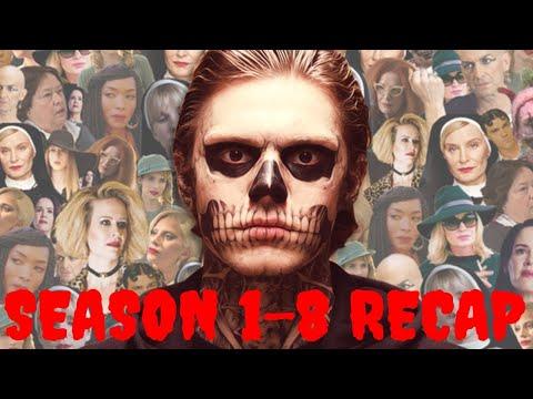 Every American Horror Story Season Recap
