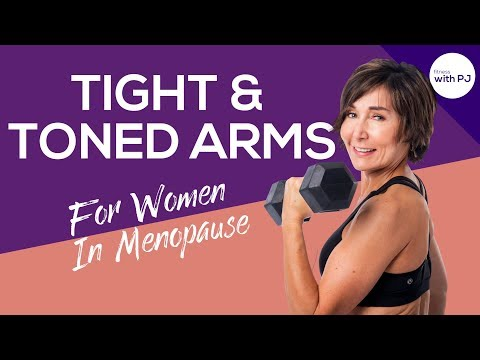 Tight and Toned Arms For Women Fitness Programs for Women In Menopause