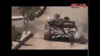 15 10 2015  Сирия  Запись силовиков Армии Сирии