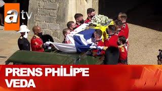 Prens Philip işte böyle uğurlandı - Atv Haber 17 Nisan 2021