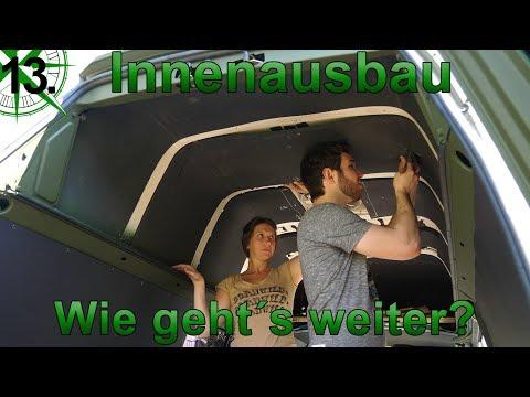 Innenausbau   Wie geht´s weiter?   vom VW T4 Syncro Transporter zum Camper   # 13.