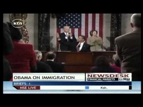US President Barrak Obama is set to outline immigration policies