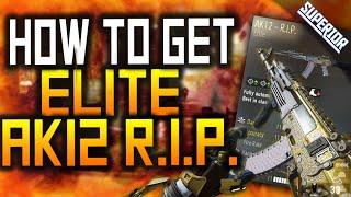 """""""Get AK12 RIP Easy""""! Makeshift """"AK12 RIP Class"""" (COD AW AK12 RIP Alternative)"""