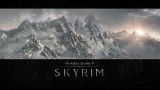 Стрим Skyrim от TonyWF №10 Даэдрические артефакты часть 5