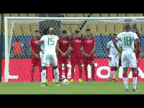CAN 2017 [FR] Burkina Faso vs Tunisie (2-0) - Les Buts du match 28-01-2017