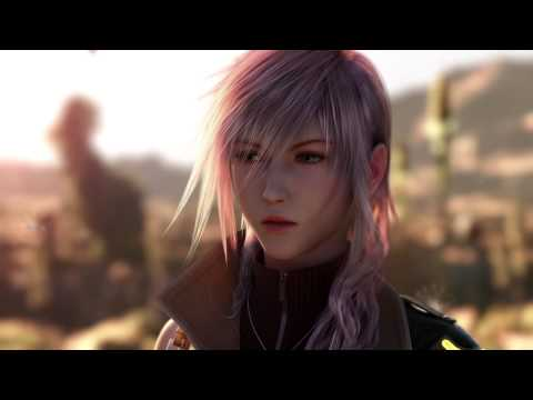 Final Fantasy XIII CGI-Cutscene HD - Lightning gives Snow her Blessing