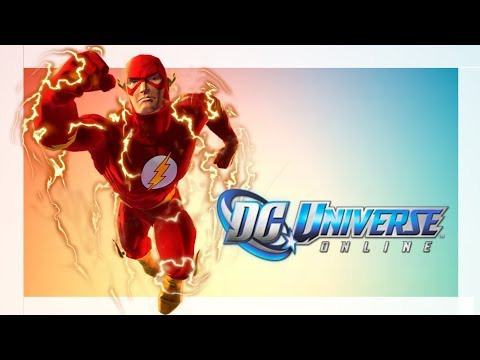 Dc Universe Online - (How To Get The Flash Gear!)