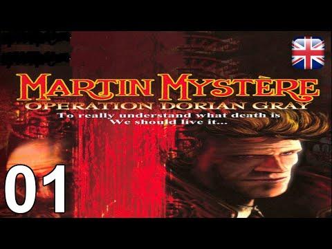 Martin Mystère: Operation Dorian Gray - [01] - [Act 1] - English Walkthrough - No Commentary |