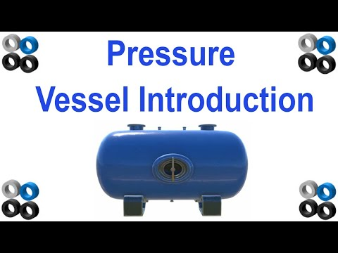Pressure Vessel Introduction (un-Fired/non-fired)