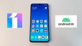 УСТАНОВИЛ Miui 11 С Android 10 НА Xiaomi Mi 9