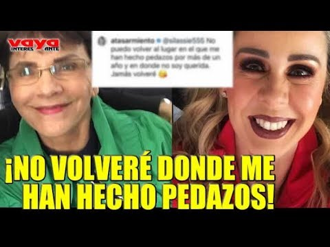 Atala Sarmiento ARREMETE Contra Ventaneando Tras Salir De Intrusos