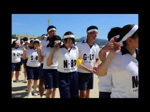 """第56回出水中央高校体育祭 CHUOダンス""""和"""""""