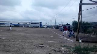 Home run profe Andres