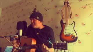 Happy Xmas (War is Over) by John Lennon (Acoustic cover by The Online Busker)