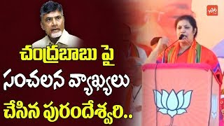 Daggubati Purandeswari Shocking Comments On Chandrababu Government | BJP | AP News | YOYO TV