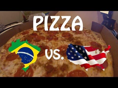 PIZZA! EUA VS.