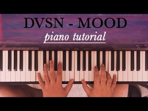 LearnHowToPlay : DVSN - MOOD (on piano)