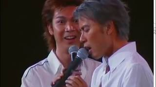 2002 情情塔塔演唱會 為你鍾情/最愛演唱會/終生美麗/玉蝴蝶 李克勤(HQ)