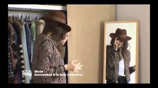 Hat Trends // Tendance Chapeaux M6