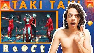 Baixar React: DJ Snake - Taki Taki ft. Selena Gomez, Ozuna, Cardi B   Colornicornio