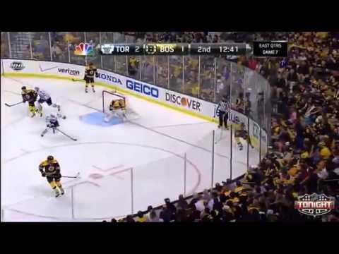 Boston Bruins Amazing 3 Goal Comeback in Game 7 in OT  5/13/13
