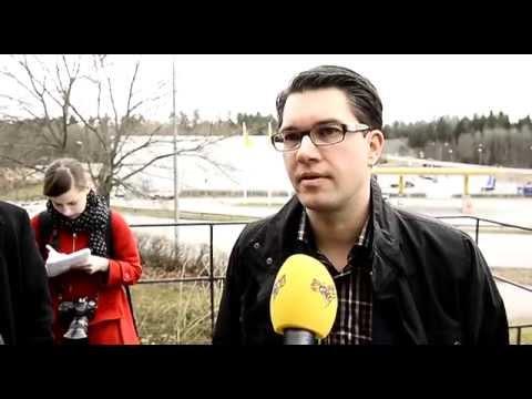 Sverigedemokraterna backar i ny matning