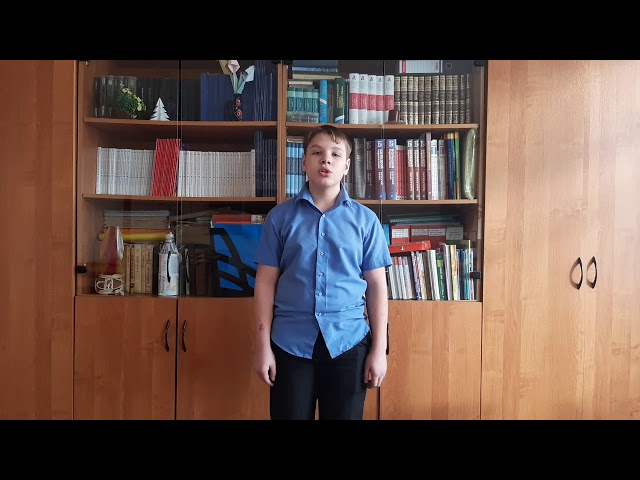 Изображение предпросмотра прочтения – КириллМеринов читает произведение «Родина (О, неподатливый язык!)» М.И.Цветаевой