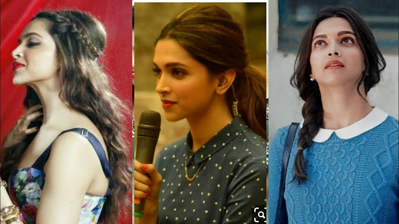 Easy Everyday college hairstyles inspired by Deepika ...