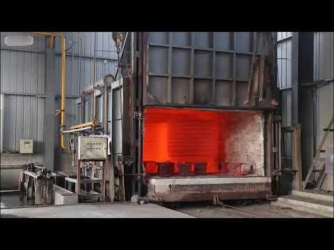 slewing bearing Raw Materials & Processing