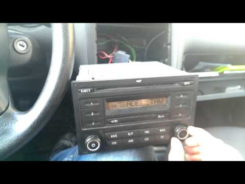 Radio rcd200 Mp3